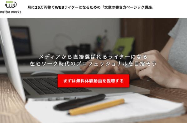 <画像>writer works