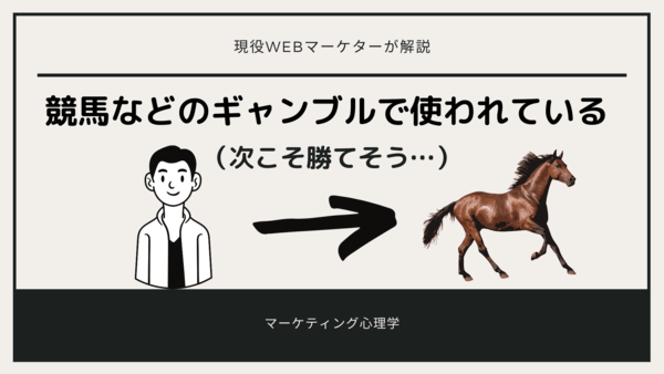 <画像>コンコルド効果がギャンブルで使われている例の詳細